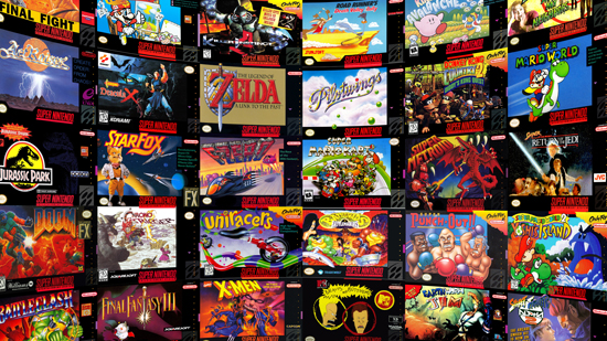 Pack Completo De Roms De Supernintendo Snes 608 Roms Full